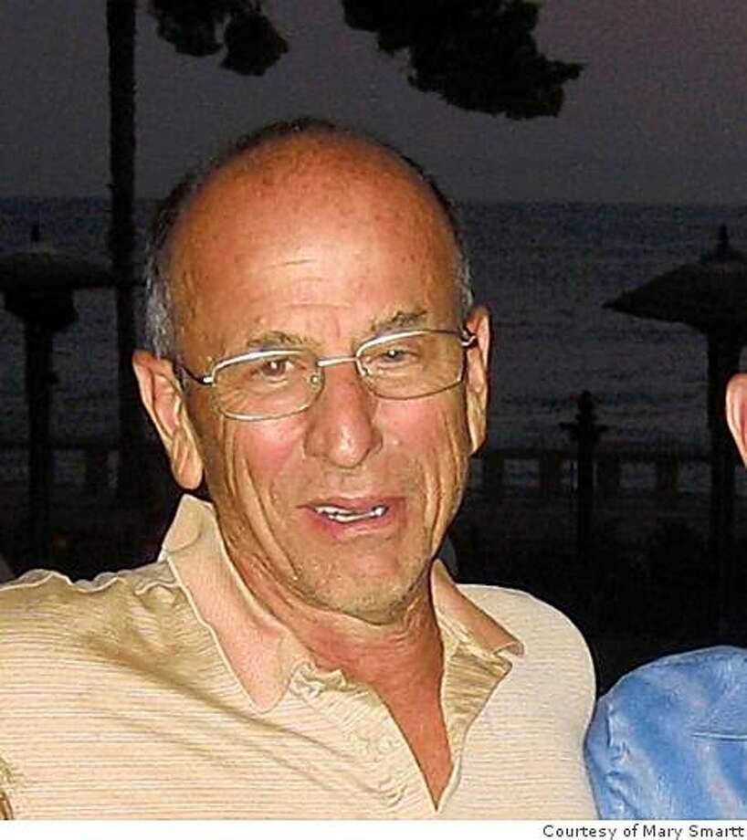 Thomas Grossi, who was returned to federal prison after failing a drug test that he says was tainted by his consumption of poppy-seed cake. Photo: Xx, Courtesy Of Mary Smartt