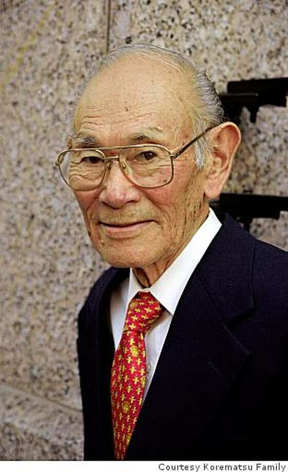 korematsu portrait Photo: Courtesy Korematsu Family