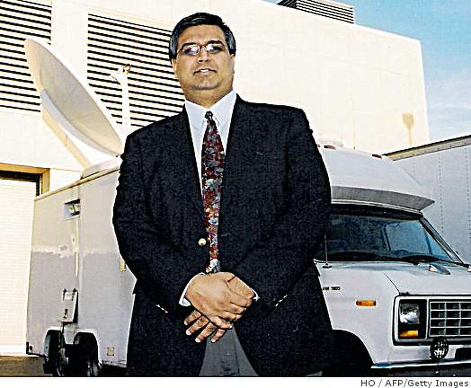 This undated files image courtesy of Bridges TV shows Muzzammil Hassan, CEO of Bridges TV. The founder of a US television station aimed at countering stereotypes of Muslims has been arrested and charged with beheading his wife, local media reported on February 16, 2009. Hassan was charged with second-degree murder of his wife, Aasiya Hassan, whose decapitated body was found February 12 by police at the Bridges TV station in a Buffalo suburb in New York state. AFP PHOTO/HO     = RESTRICTED TO EDITORIAL USE = GETTY OUT = (Photo credit should read HO/AFP/Getty Images) Photo: HO, AFP/Getty Images