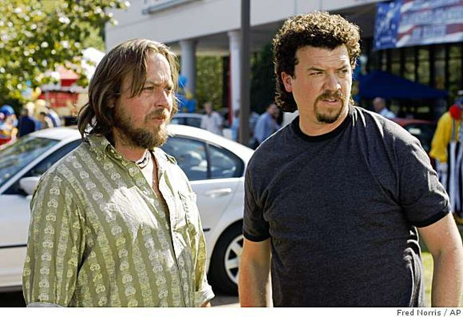 "In this image released by HBO, Ben Best, left, and Danny McBride are shown in a scene from the HBO original series, ""Eastbound & Down."" AP Photo/HBO, Fred Norris) ** NO SALES ** Photo: Fred Norris, AP"