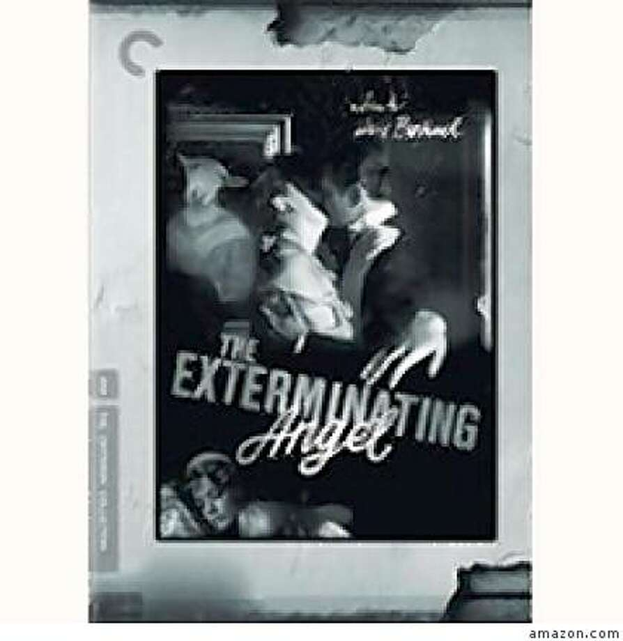 dvd cover THE EXTERMINATING ANGEL Photo: Amazon.com