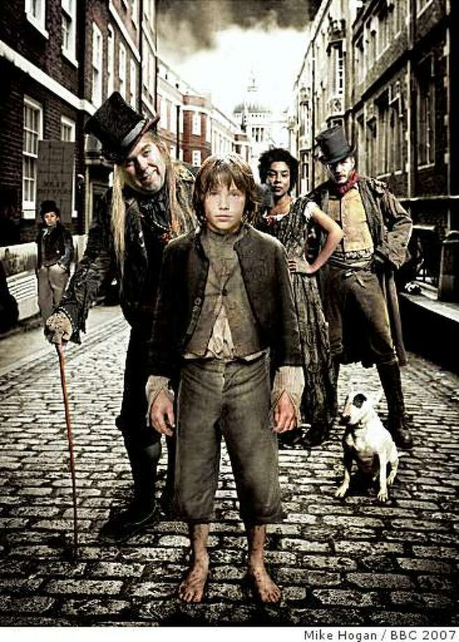 tv review oliver twist steal your heart sfgate timothy spall as fagin william miller as oliver twist sophie okonedo as nancy and