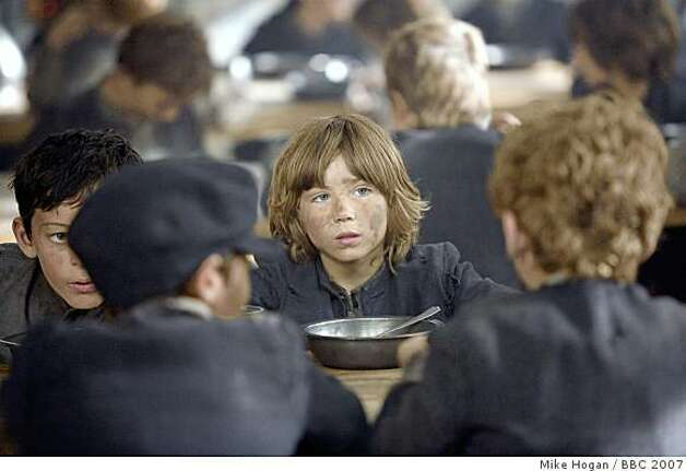 William Miller as Oliver Twist Photo: Mike Hogan, BBC 2007