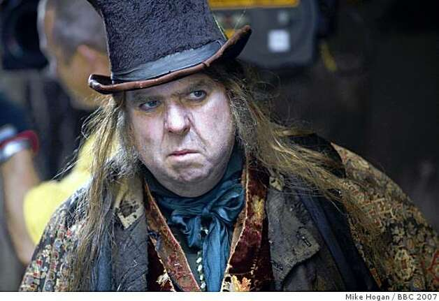 Timothy Spall as Fagin Photo: Mike Hogan, BBC 2007