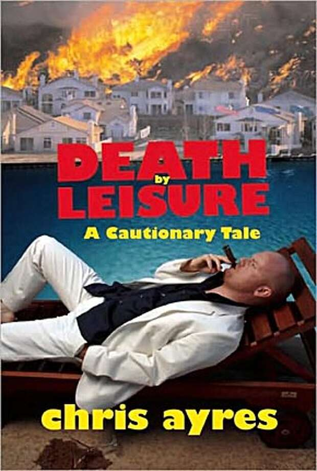 """Death by Leisure,"" by Chris Ayres"