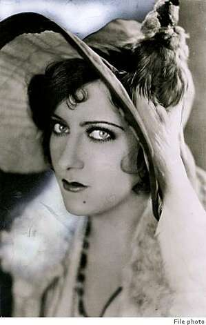 Actress Gloria Swanson, no date / File photo Photo: File Photo