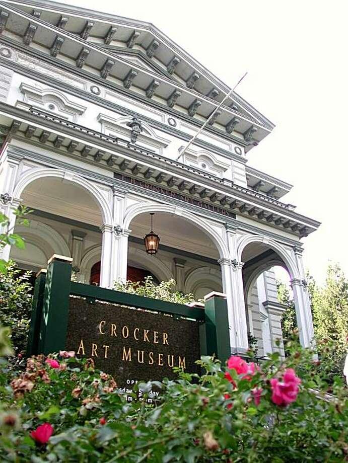The Crocker Art Museum Photo: Courtesy Crocker Art Museum