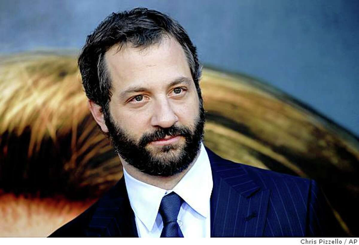 In this July 31, 2008 file photo, producer Judd Apatow arrives at the premiere of