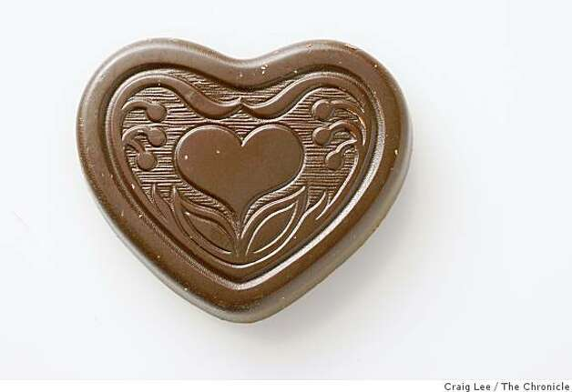 Chocolate in San Francisco, Calif., on February 9, 2009. Photo: Craig Lee, The Chronicle
