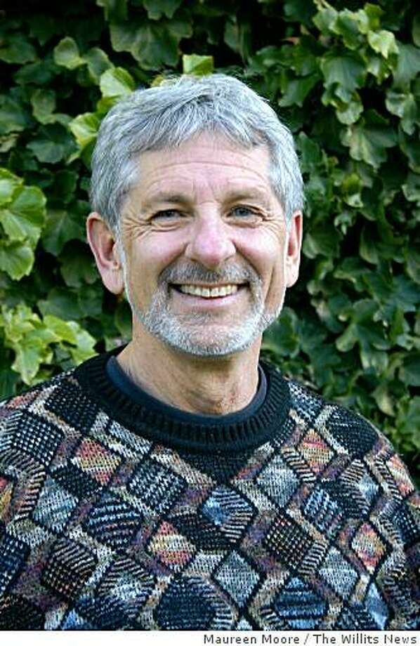 "Humboldt County psychotherapist Jed Diamond, who has written several books on the phenomenon of ""Irritable Male Syndrome"" and ""Male Menopause."" Photo: Maureen Moore, The Willits News"