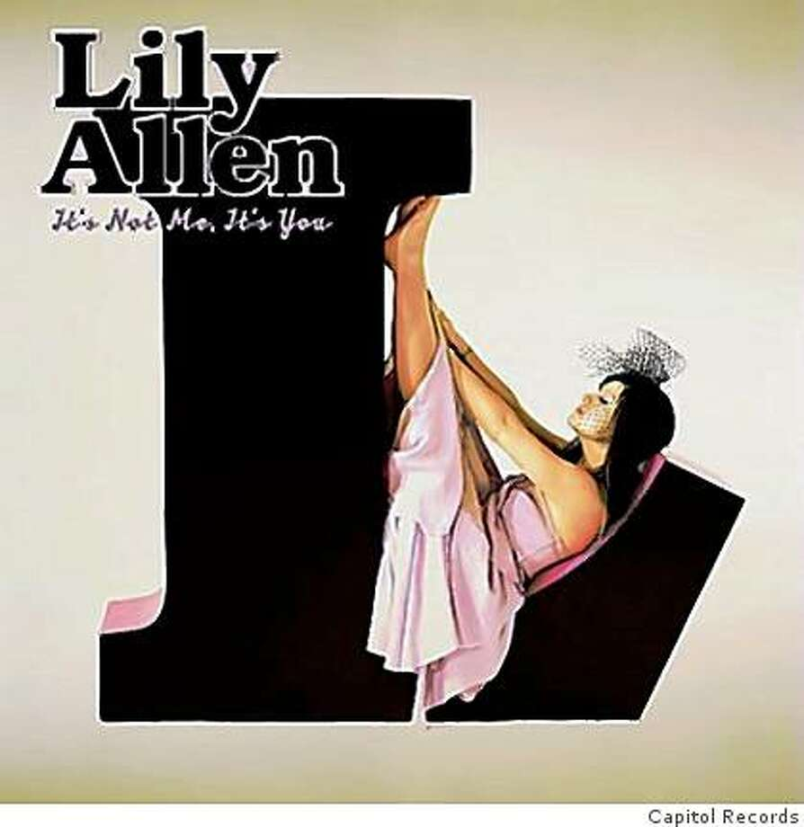 "Lily Allen, ""It's Not Me, It's You"" Photo: Capitol Records"