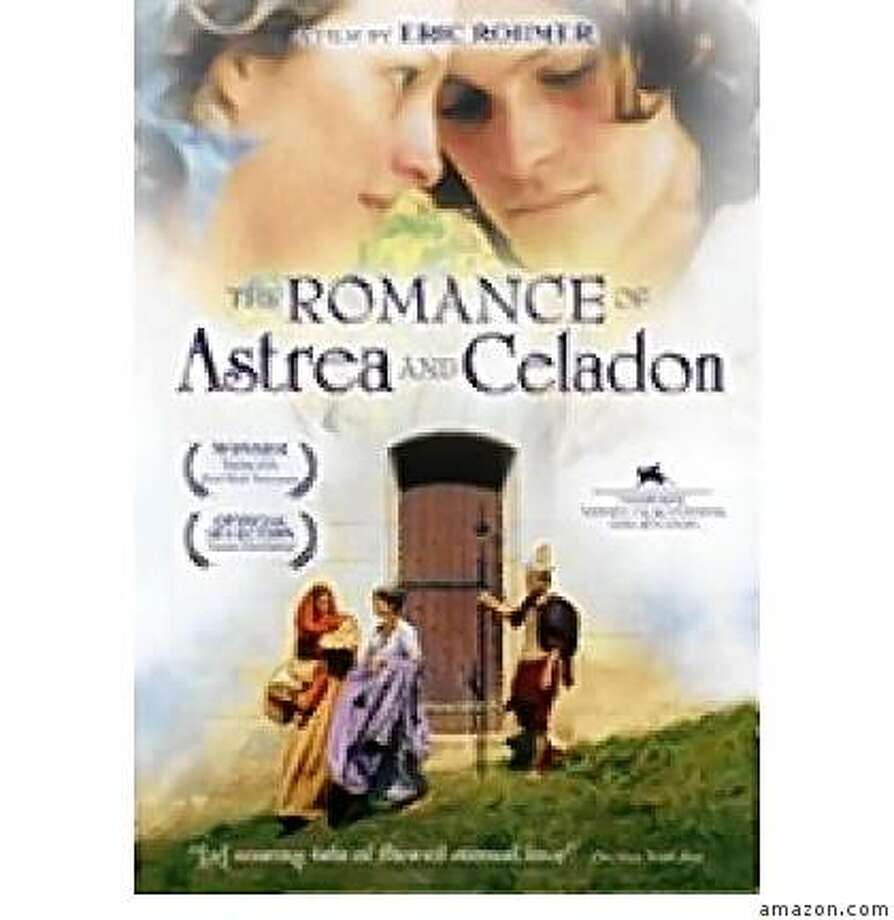 dvd cover: THE ROMANCE OF ASTREA AND CELADON Photo: Amazon.com