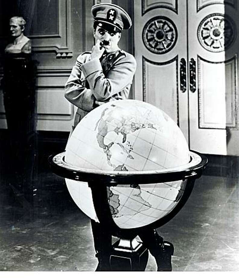 Charlie Chaplin in THE GREAT DICTATOR Photo: HANDOUT