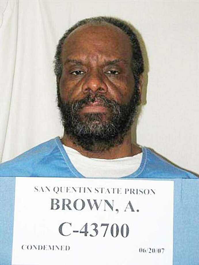 Albert Greenwood Brown is scheduled to die at San Quentin State Prison for the rape and murder of a 15-year-old Riverside County girl abducted on her way home from school in 1980. Photo: AP
