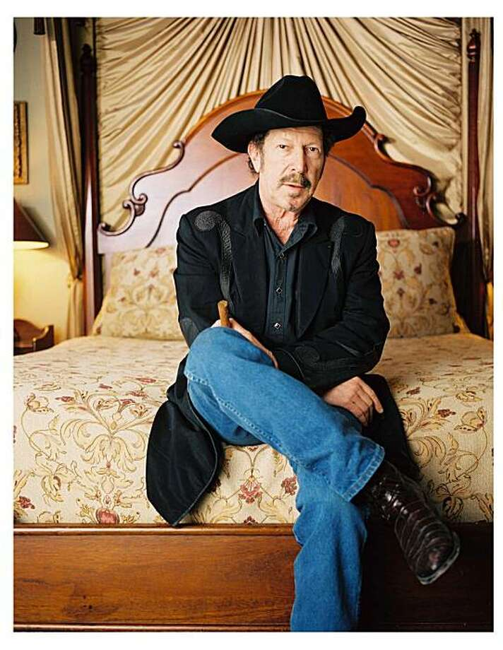 Kinky Friedman Photo: Conqueroo