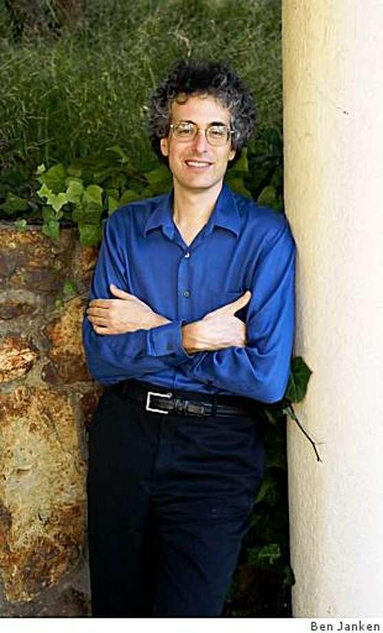 Pianist Eric Zivian Photo: Ben Janken
