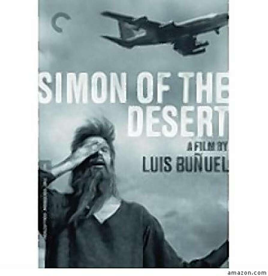 dvd cover: SIMON OF THE DESERT Photo: Amazon.com