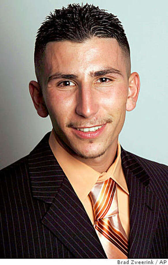 Fairfield city councilman Matt Garcia is seen in this photo taken Thursday, Sept. 13, 2007 in Fairfield, Calif.  Garcia was shot in the head Monday, Sept. 1, 2008, after getting out of his car at a friends house.  The 22-year-old was declared brain dead and will be taken off life support, Mayor Harry Price said Tuesday. (AP Photo/Daily Republic,  Brad Zweerink) ** NO SALES ** Photo: Brad Zweerink, AP