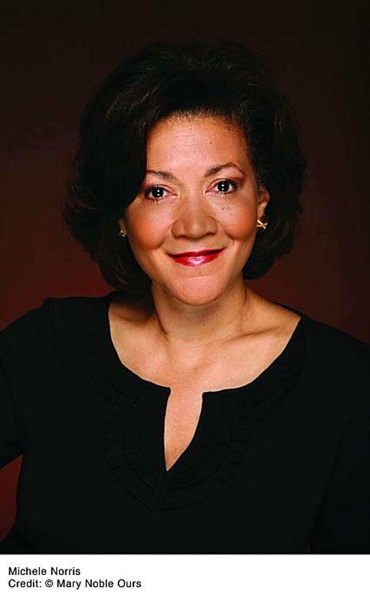 Michele Norris, author of
