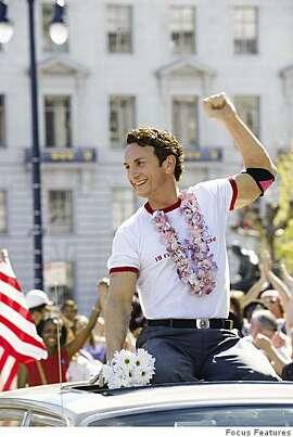 """The movie """"Milk."""" (2008)Sean Penn"""