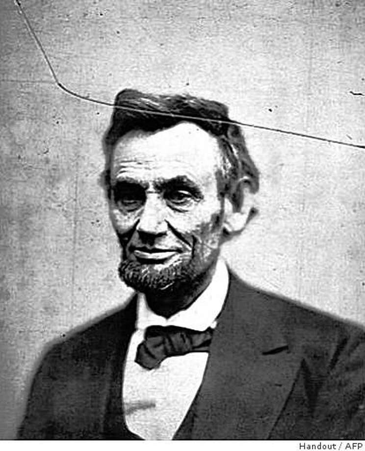Abraham Lincoln had cancer when he was assassinated and was unlikely to have survived a year, a physician suspects. Photo: Handout, AFP