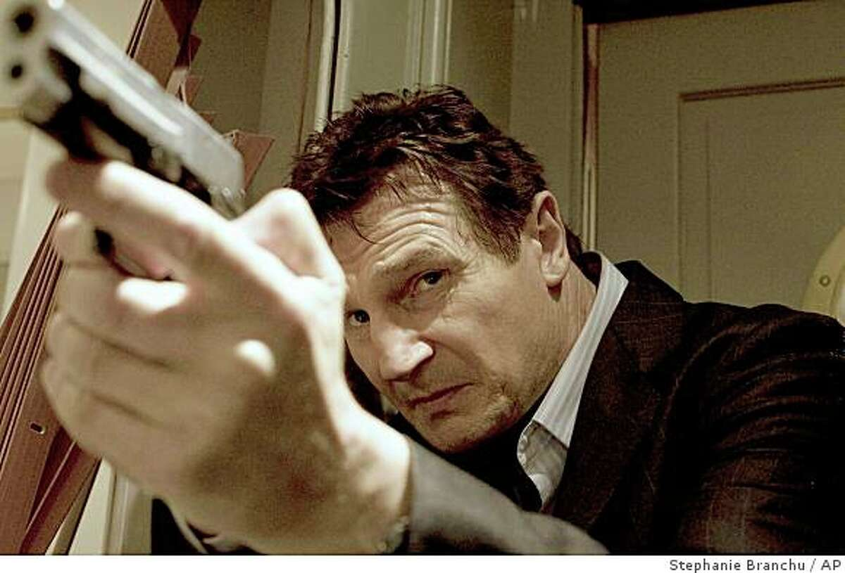 In this image released by 20th Century Fox, Liam Neeson is shown in a scene from,