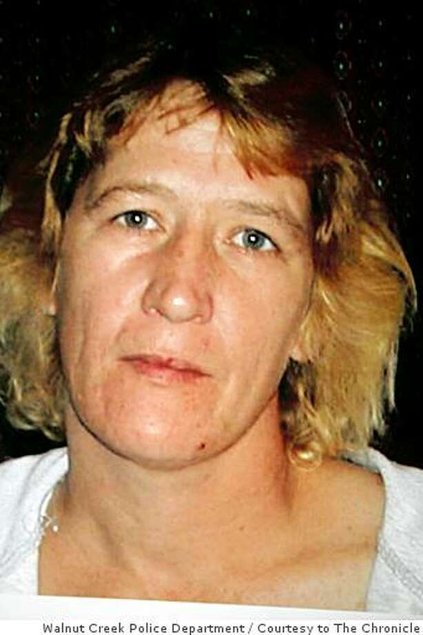 This is an undated photo of Catherine Kuntz who has been named as a suspect in the shooting death of San Francisco Police officer Lester Garnier on July 11, 1988. Photo: Walnut Creek Police Department, Courtesy To The Chronicle