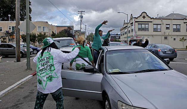Oakland gang injunctions