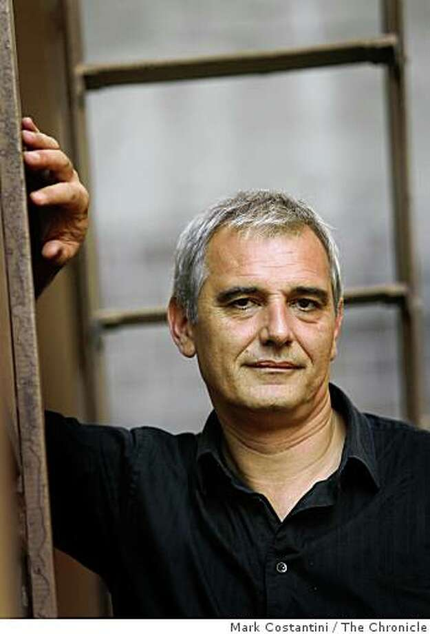 Laurent Cantet poses in San Francisco, Calif. on Monday, November 17, 2008 Photo: Mark Costantini, The Chronicle