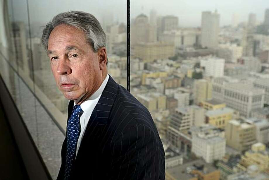 Thomas Weisel, co-chairman of Stifel Financial Corp., sits for a photo in his firm's office in San Francisco, California, U.S., on Tuesday, Aug. 31, 2010. Weisel, after four decades as a Silicon Valley dealmaker, is leveraging his name and expertise in a new role: trying to turn the Midwestern investment bank Stifel Financial Corp. into a top handler of technology acquisitions and initial public offerings. Photographer: Noah Berger/Bloomberg *** Local Caption *** Thomas Weisel   HOLD FOR STORY BY ROCHELLE GARNER Photo: Noah Berger, Bloomberg