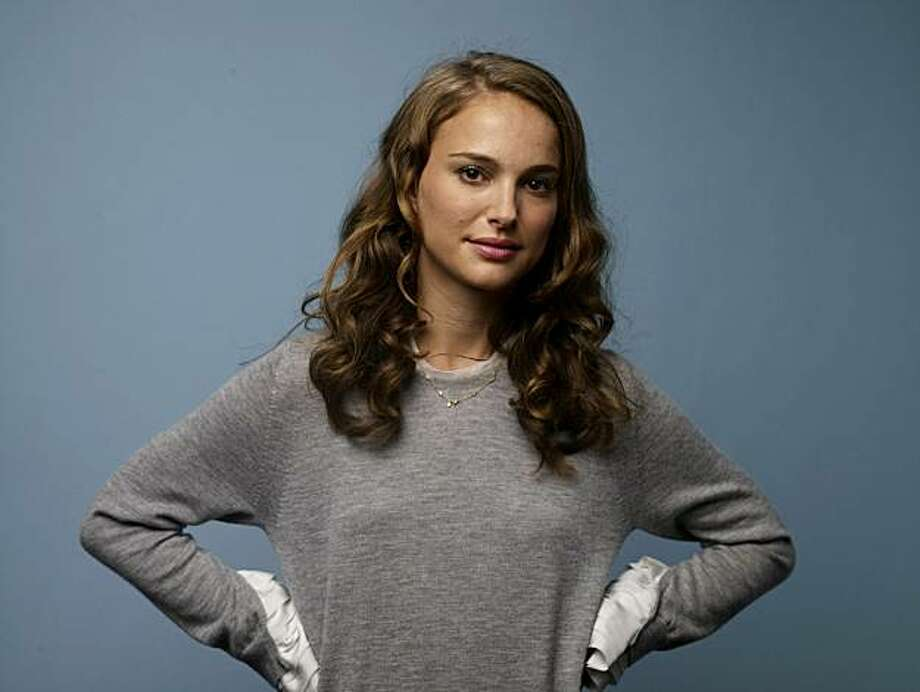 "TORONTO, ON - SEPTEMBER 14: Actress Natalie Portman from ""Black Swan"" poses for a portrait during the 2010 Toronto International Film Festival in Guess Portrait Studio at Hyatt Regency Hotel on September 14, 2010 in Toronto, Canada. Photo: Matt Carr, Getty Images"