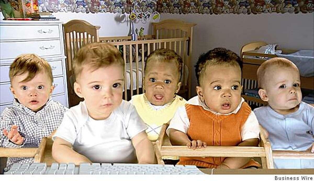 E*TRADE Baby & Friends (Photo: Business Wire)