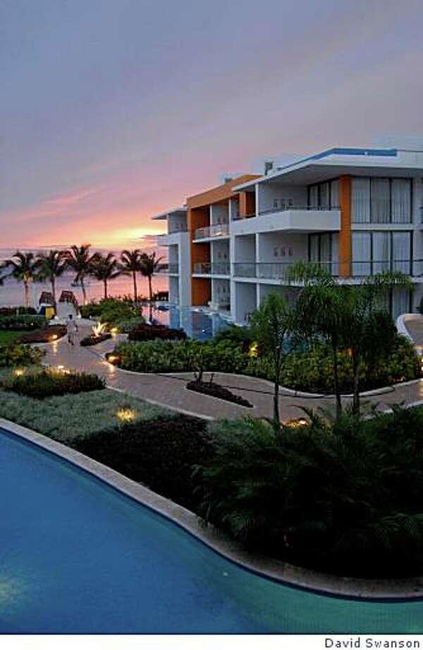 Aura Cozumel Wyndham Grand Bay, Cozumel, Mexico. Photo: David Swanson