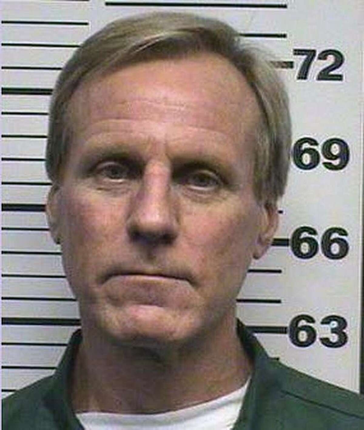 In this handout photo provided by New York State Department of Correctional Services, Thomas Doyle is shown in a prison mug shot, Wednesday Sept. 1, 2010. Doyle, an admitted art thief, is now the focus of attention in the missing $1.3 million painting ofJean-Baptiste-Camille Corot's