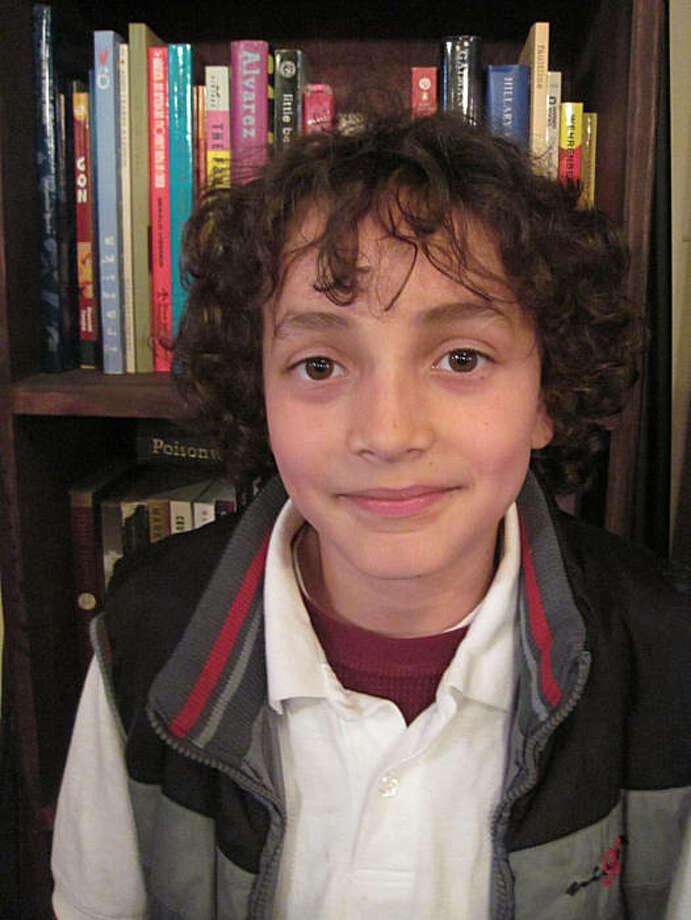 1. Alex Muñoz, age 10, San Francisco Pirate name: Curly Fries Alex Munoz Photo: 826 Valencia