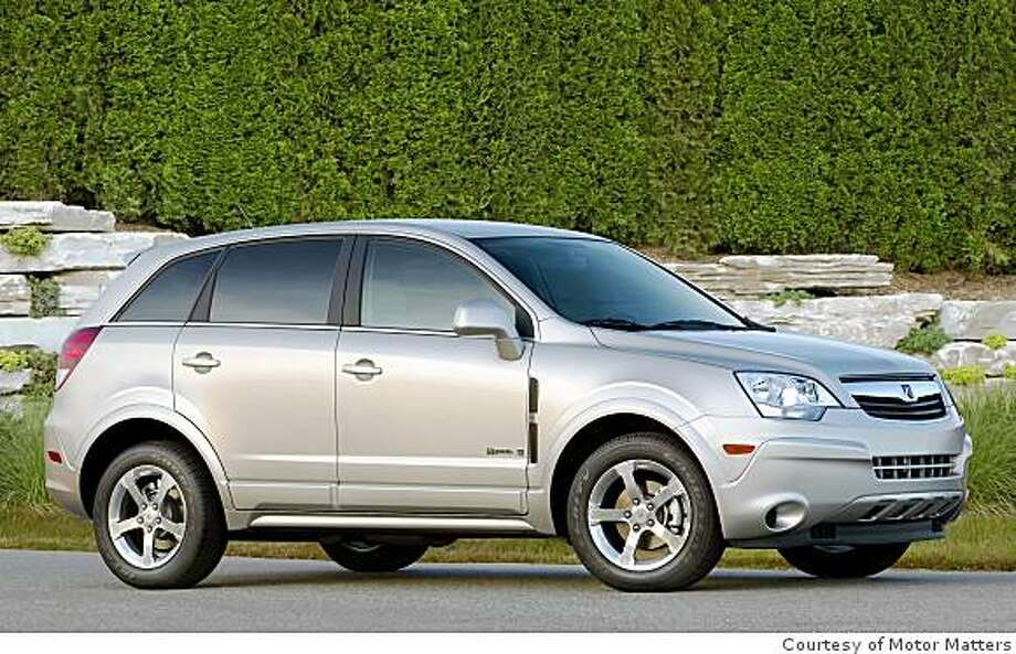 Saturn Vue Hybrid Photo: Courtesy Of Motor Matters