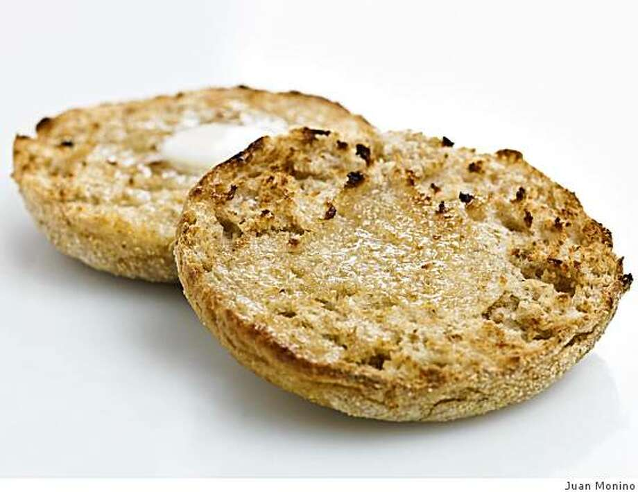 English Muffins Photo: Juan Monino