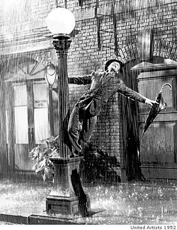 "Gene Kelly in ""Singin' in the Rain."" Photo: United Artists 1952"