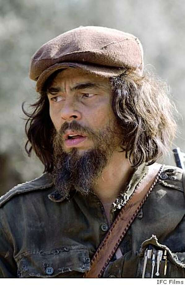 """Benicio Del Toro in """"Che"""" (2009). Photo: IFC Films"""