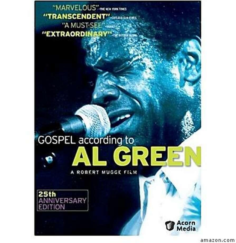 dvd cover GOSPEL ACCORDING TO AL GREEN Photo: Amazon.com