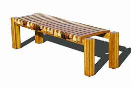 Piano bench by Florian Roeper, $6,800