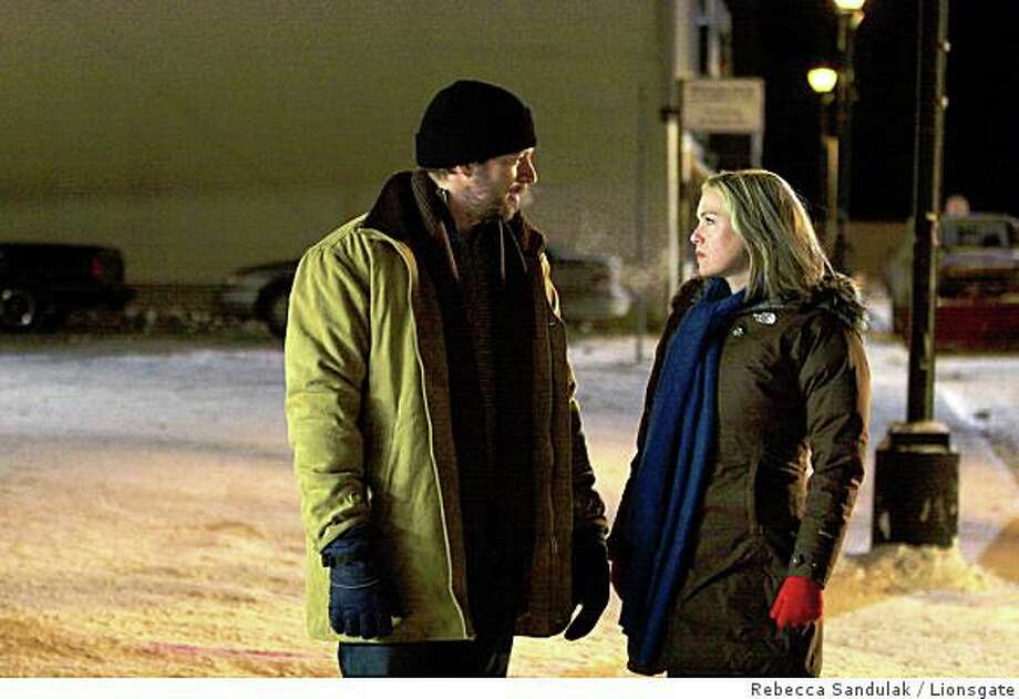 "Harry Connick Jr. and Renee Zellweger in ""New in Town."" Photo: Rebecca Sandulak, Lionsgate"