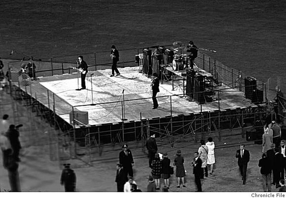 Got your ticket stub? 23 Bay Area events worth bragging you were there October 18, 1966: The Beatles at Candlestick Park The reviews border on terrible with one fan who was there saying,