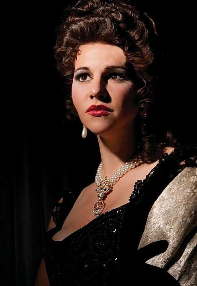 """Opera San Jose's  production of """"Anna Karenina"""" Photo: Chris Ayers"""
