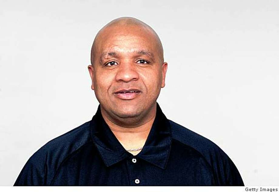 BALTIMORE - 2008:  Hue Jackson of the Baltimore Ravens poses for his 2008 NFL headshot at photo day in Baltimore, Maryland.  (Photo by Getty Images) Photo: Getty Images