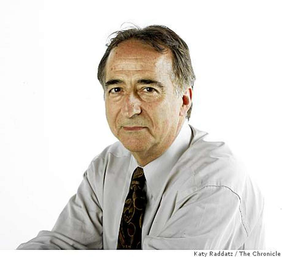 Andrew Ross poses for a portrait  in San Francisco, Calif. on  Tuesday Sept. 16, 2008 Photo: Katy Raddatz, The Chronicle