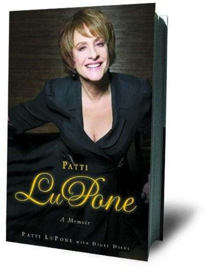 Cover of Patti Lupone's memoir. Photo: No Credit