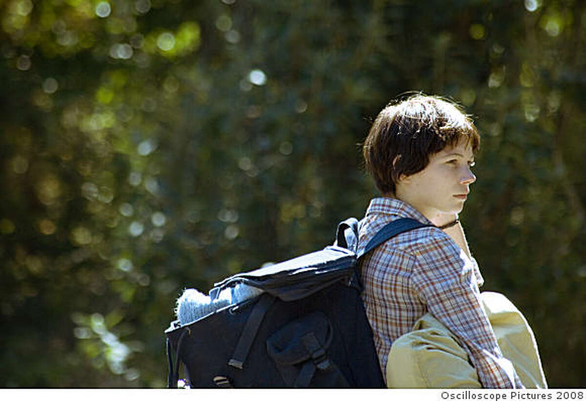 """Michelle Williams in """"Wendy and Lucy."""""""