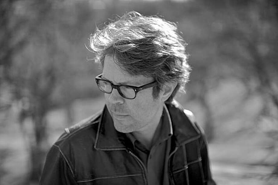 "jonathan franzen, author of ""freedom"" Photo: Greg Martin"