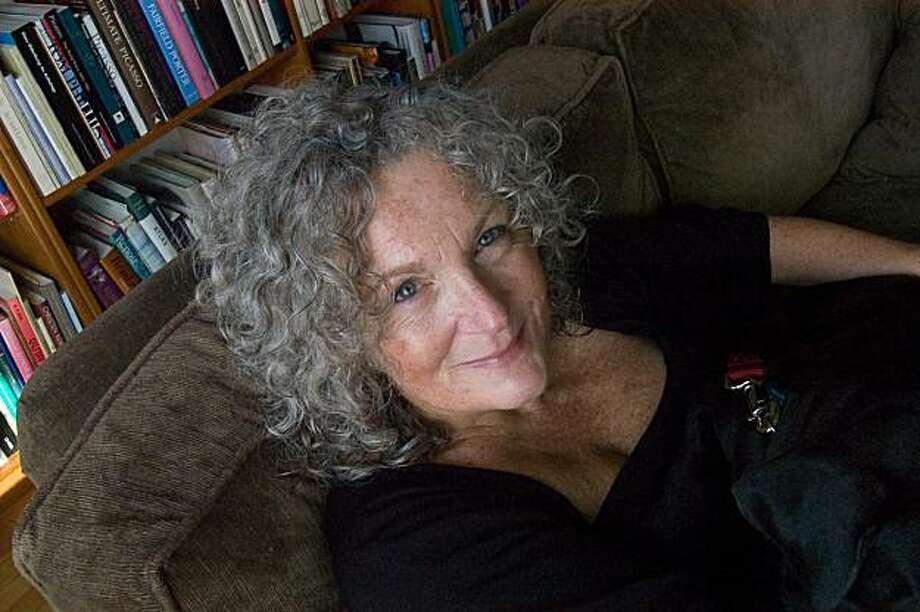 """Jane Vandenburgh, author of a memoir, """"A Pocket Hisrory of Sex in the Twentieth Century"""" / Credit: Madeleine Tillin Photo: Madeleine Tillin"""
